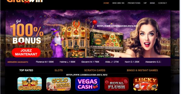 Gratowin Casino : arnaque ou bon plan ?