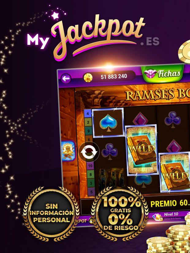 Myjackpot casino, opportunité ou casino à fuir ?